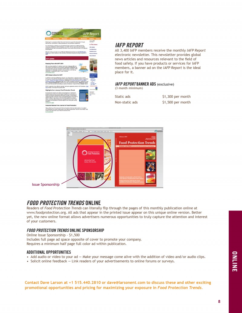 Angelica Smith | IAFP Collateral