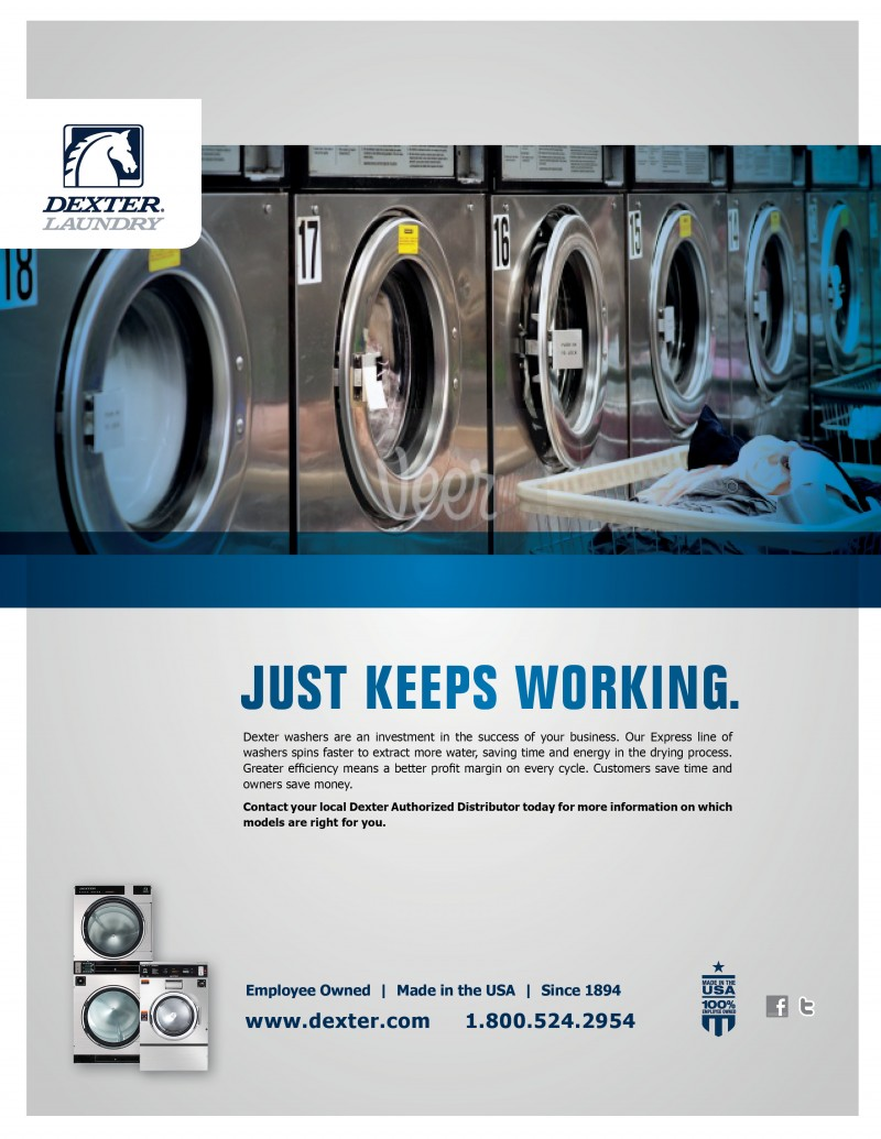 Angelica Smith Dexter Laundry Ad Layouts
